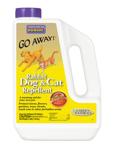 Dog and Cat Repellent, 3 Lbs.