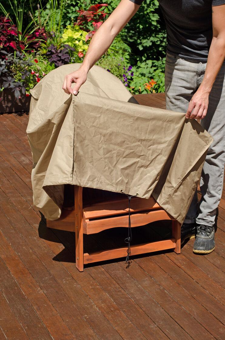 Adirondack Chair Cover Patio Furniture Covers Gardener
