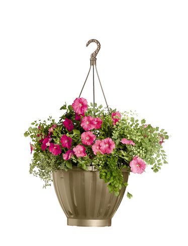 Jumbo Self-Watering Hanging Basket