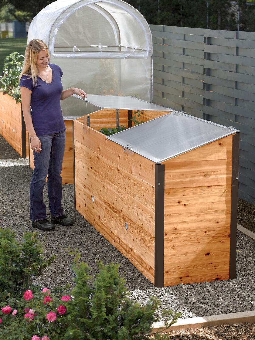 grow house greenhouse