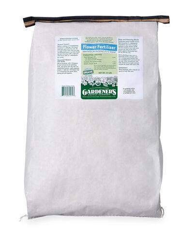 Gardener's Best® Flower Fertilizer, 25 lbs.
