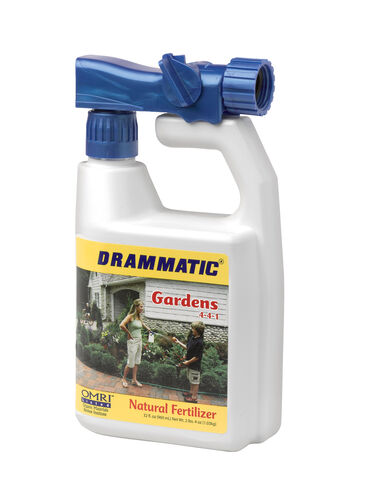 Ready-to-Spray Fertilizer