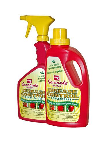 Serenade® Garden Disease Control
