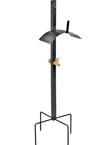 Hose Hanger with Stand