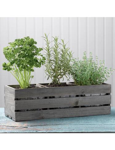 Vintage Herb Box
