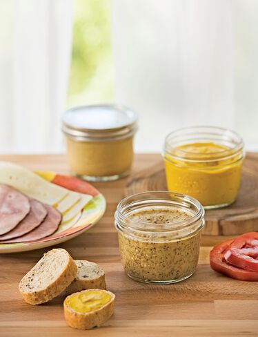 Deluxe Mustard Making Kit