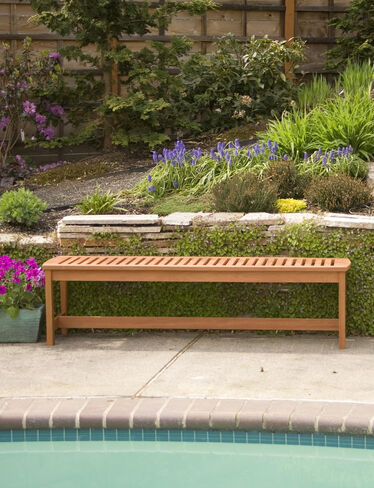 Serenity Backless Bench