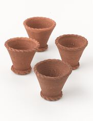 Fairy Garden Planters, Set of 4