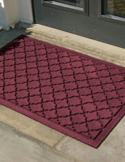 "Water Glutton Cordova Doormat, 23"" x 35"""