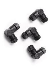 Snip-n-Drip Angle Connectors, Set of 4