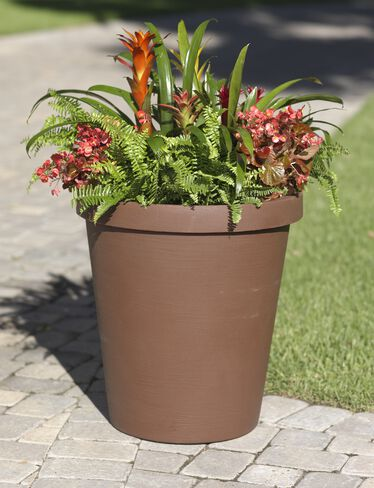 Drought-Proof Self-Watering Planter