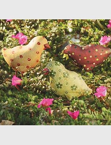 Funky Chicks, Set of 3