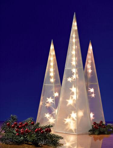 Pyramid Star Light