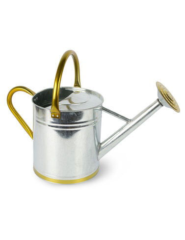 Galvanized Watering Can Watering Cans, Watering, Water Cans, Watering Can, Water Can, Garden Watering, Greenhouse Watering