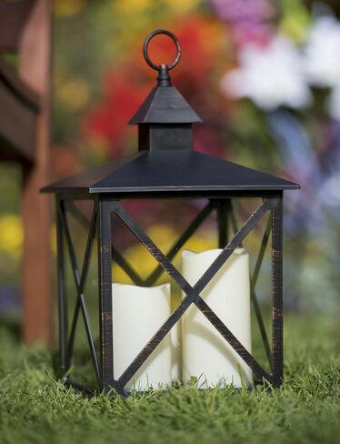 Stratford LED Candle Lantern