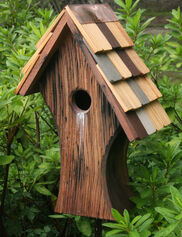 Nottingham Forest Birdhouse