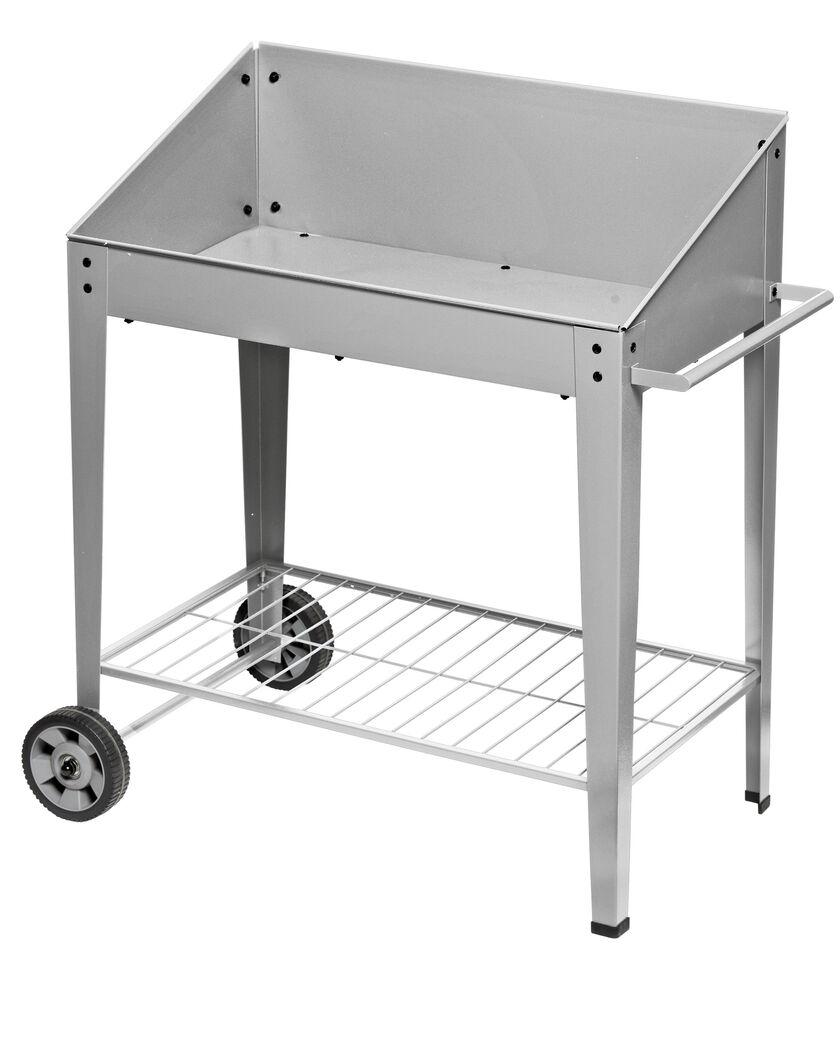 Metal Potting Bench