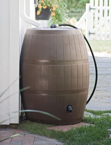 Deluxe Rain Barrel