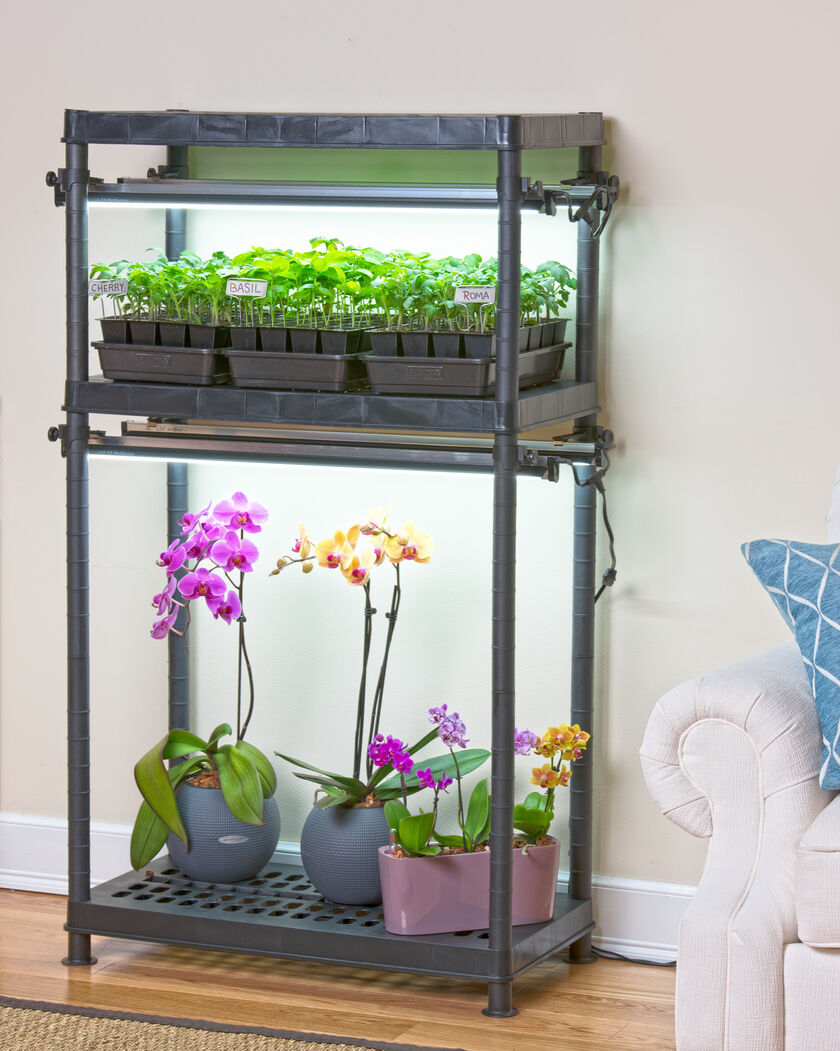 Stack N Grow Light System Shelf Height Extender