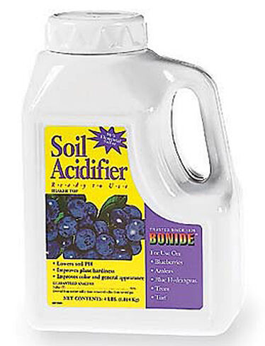 pH Down Soil Acidifier