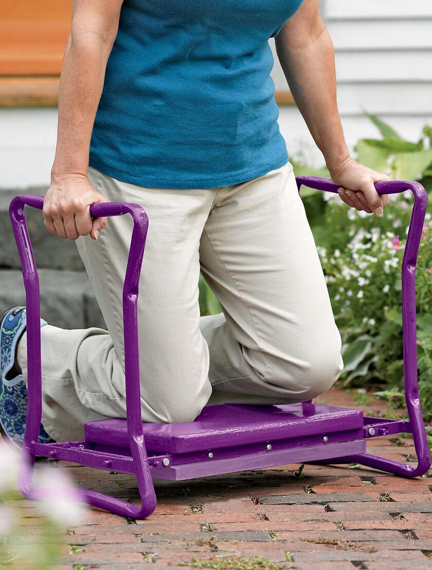 Gardening Seat Deep Seat Garden Kneeler Gardeners Com