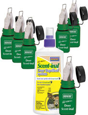 Go Away Scent-inal Deer Repellent