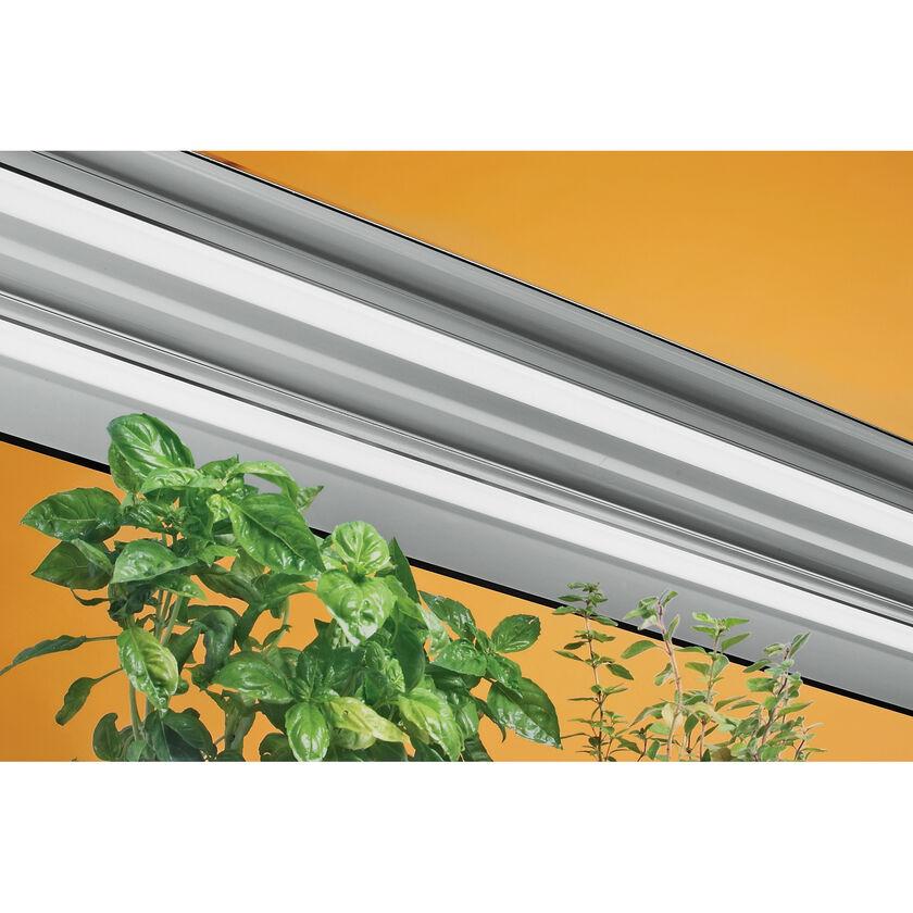 t5 grow lights t5 lighting fixtures gardener 39 s supply. Black Bedroom Furniture Sets. Home Design Ideas