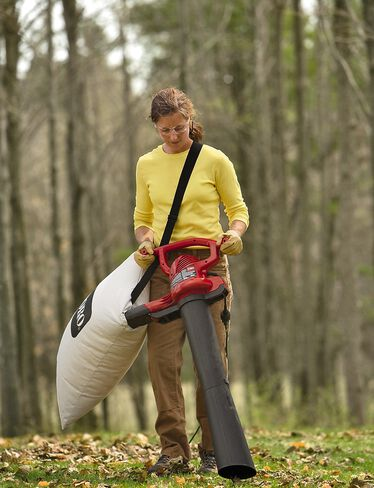 Leafmaster 3-in-1 Blower, Vac, Shredder