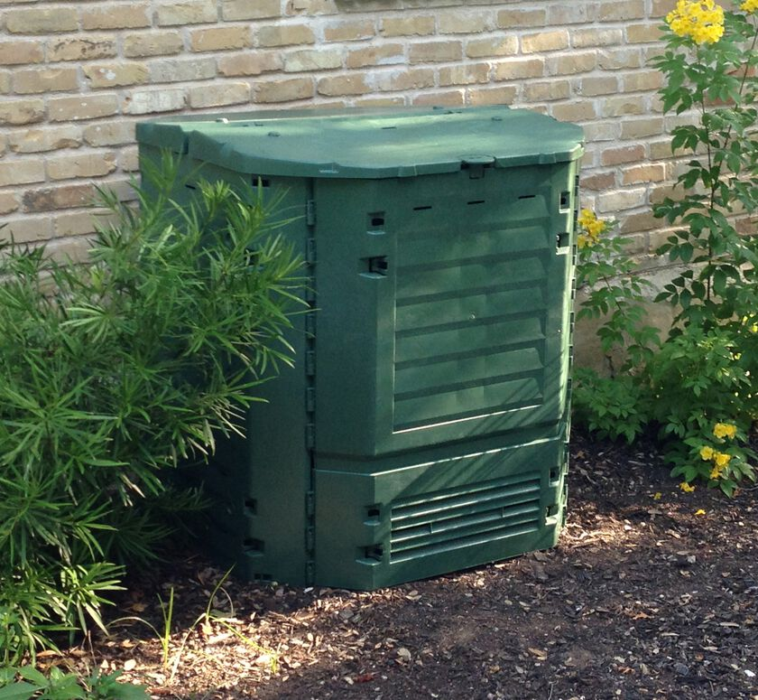 Soil King Compost Of Thermo King 900 Compost Bin