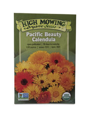 Pacific Beauty Calendula Organic Seeds