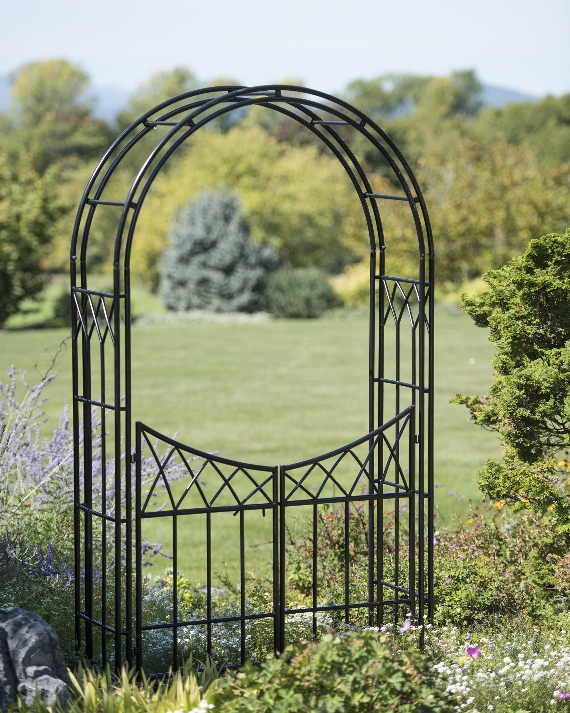 Garden Arches Garden Arbors Gardeners Supply