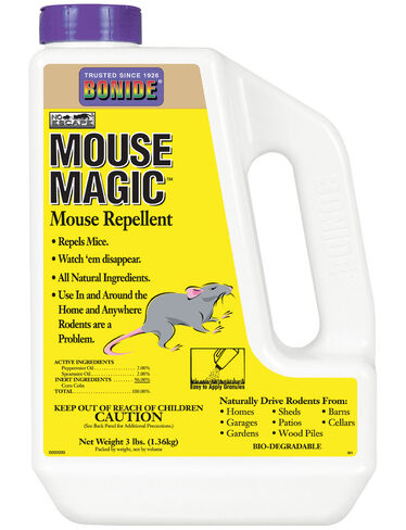 Outdoor Mouse Magic Repellent