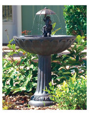 Best Friends Solar Fountain