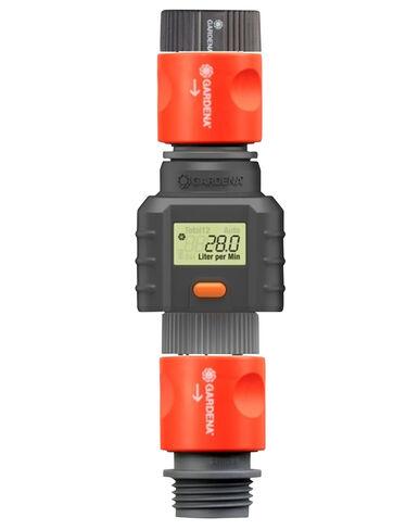 Electronic Garden Hose Water Meter