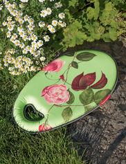 Rose Print Kneeling Pad