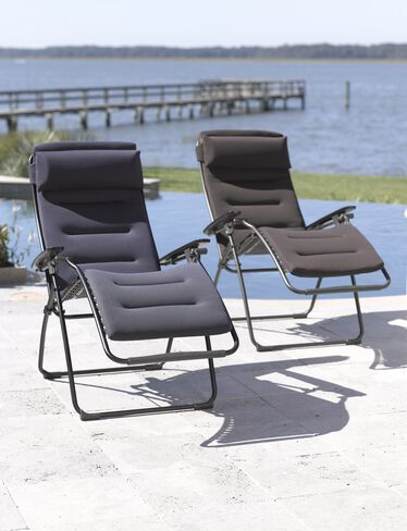 lafuma futura air comfort recliner buy from gardener 39 s. Black Bedroom Furniture Sets. Home Design Ideas