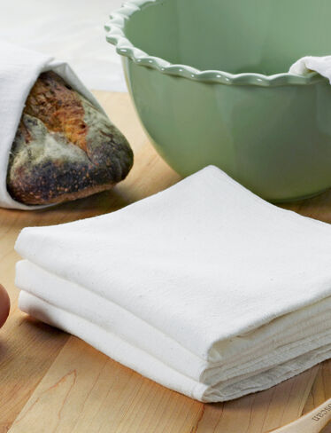 Flour Sack Towels, Set of 3