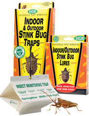 Stink Bug Traps and Lures, Set of 2