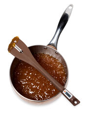 Jam Spatula with Digital Thermometer