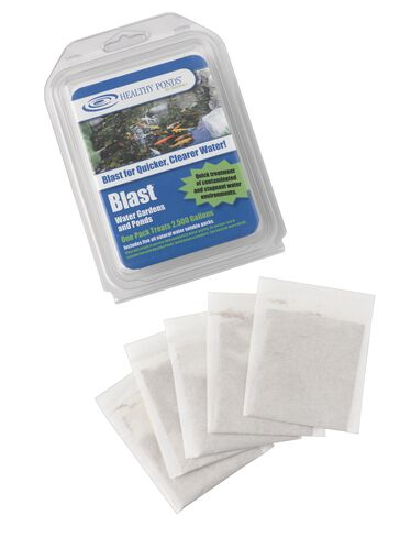 Blast, 2,500 Gallon, 5 Packets