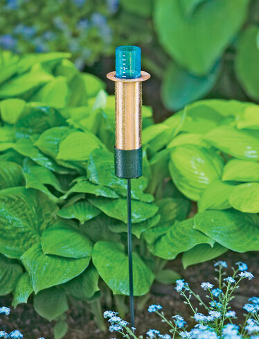 Floating Rain Gauge