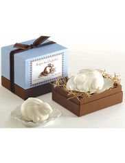 Rabbit Gift Soap Set