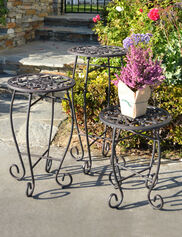 Shelburne Plant Stand