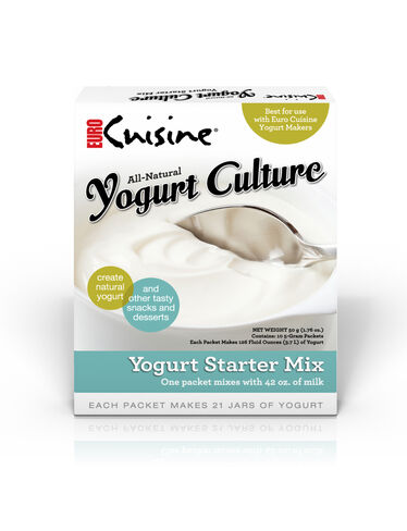 yogurt culture yogurt starter euro cuisine yogurt culture