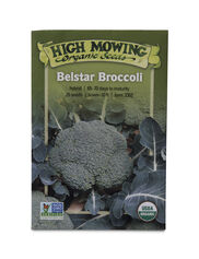 Belstar Broccoli Organic Seeds
