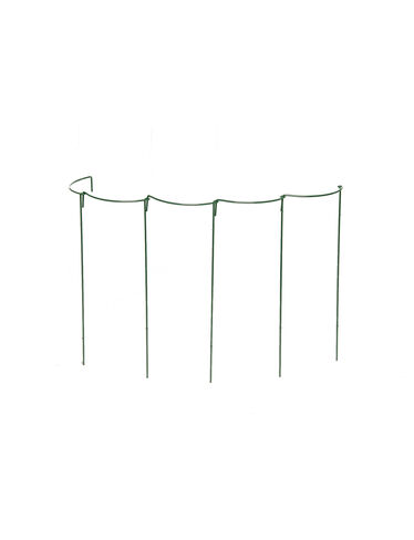 Medium Curved Link Stakes, Set of 12