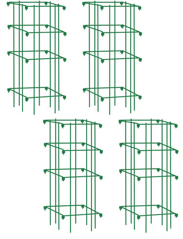 Tomato Cages, Set of 4