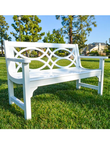 """Brentwood Bench, 52"""""""