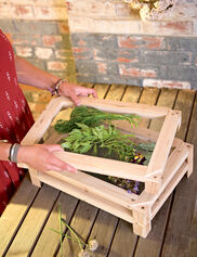Stacking Herb Drying Racks, Set of 3