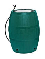 4-Port Deluxe Rain Barrel